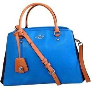 Coach Small Margot Carryall Shoulder Bag